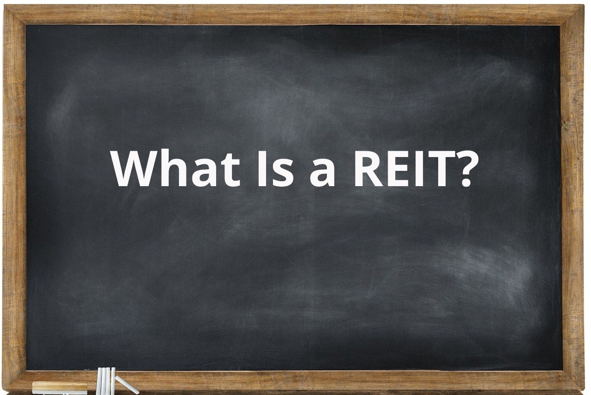 What is REITs - Real Estate Investment Trusts